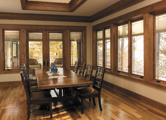 Pella Designer wood window comparison