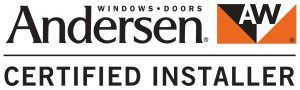 Andersen windows wisconsin - certified installer