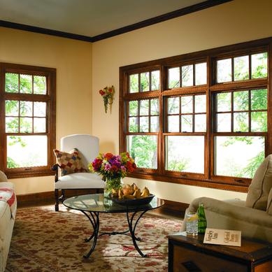 Pella Wood Double Hung Windows Hometowne Windows And