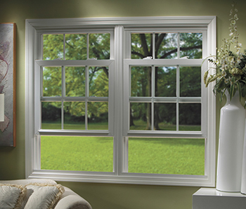 Vista double hung vinyl replacement windows milwaukee