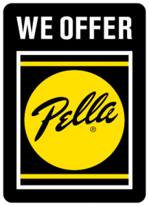 Pella Windows & Doors logo