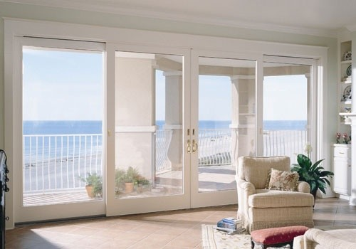 Replacement sliding glass patio doors by marvin integrity for Marvin sliding doors price
