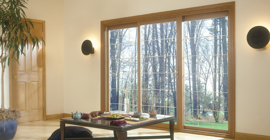 Mezzo by Revere Sliding Glass Door