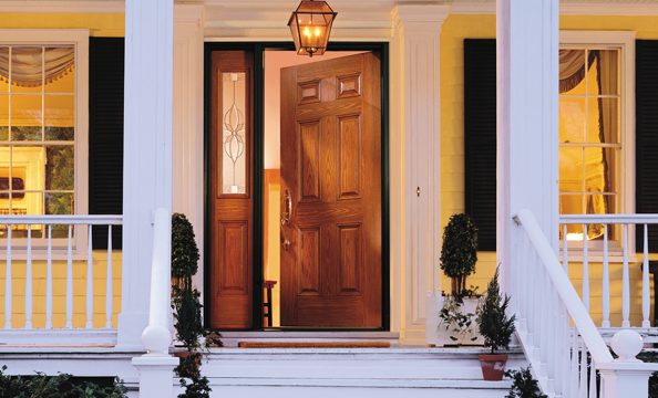 Pella Wood Replacement Entry Door