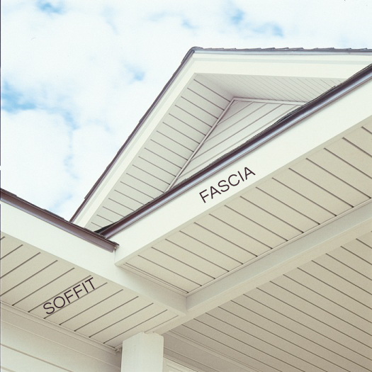 what are soffit & fascia?