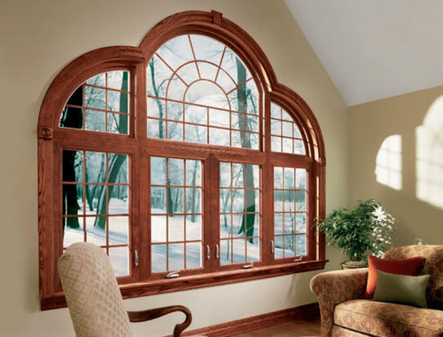 Specialty custom window design in Milwaukee