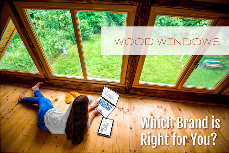 best replacement window brands of wood windows