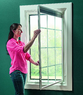Pella Designer series wood window comparison