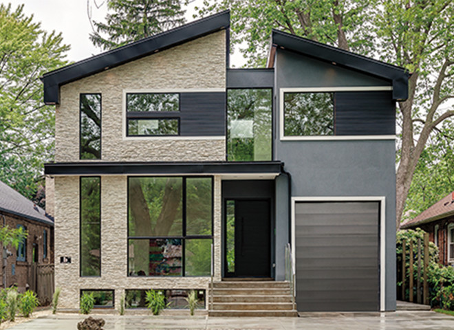 Pella architect contemporary wood window comparison for Window styles for contemporary homes
